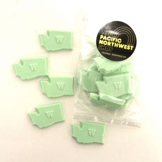 Washington State Mints - by Chehalis Mints <br>