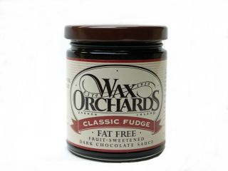 Wax Orchards - Classic Fat Free Fudge Sauce - 11 oz