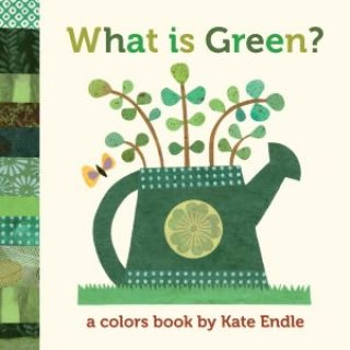 What is Green? - by Kate Endle