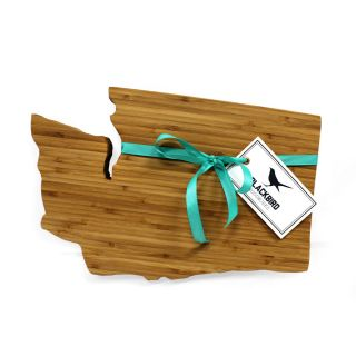Wood Washington Cutting Board - 7