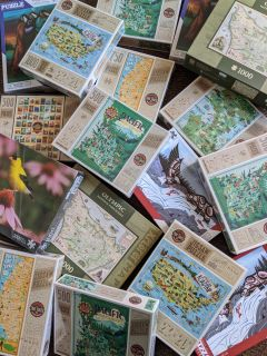 Jigsaw Puzzles & More