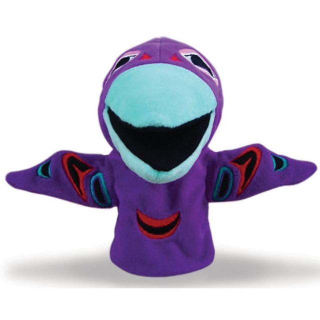 Hand Puppet - Joy - The Hummingbird Puppet