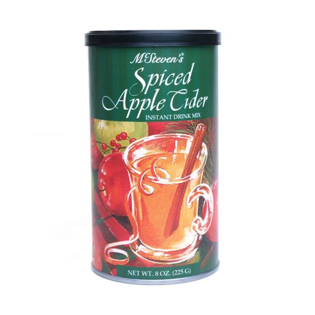 McSteven's Spiced Apple Cider - Instant Drink Mix - 8 oz