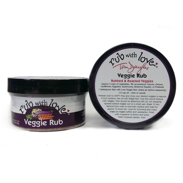 Rub With Love Veggie Rub (3.5 oz)
